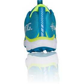 Salming iSpike Shoes Men Cyan Blue/White
